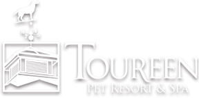 Toureen Pet Resort and Spa Logo